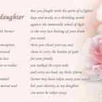 爸爸給小天使Gloria的小詩