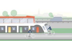 盧森堡免費搭巴士解決塞車成世界創舉