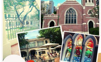 soooradio抬頭望香港2(07)-尖沙咀 百年歷史 — 聖安德烈教堂 香港文物探知館