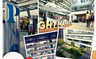 soooradio抬頭望香港2(11)-中區內的綠洲 — PMQ元創坊