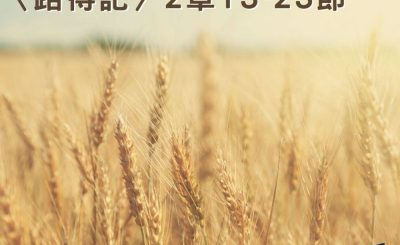 Soooradio穿越聖經(360) - 〈路得記〉2章13-23節