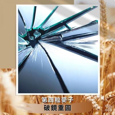 第四粒麥子(13)- 破鏡重圓